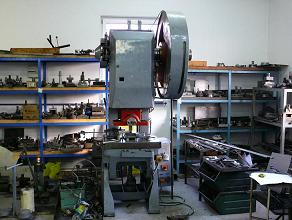 Eccentric presses and hidr. 10-63 t-z