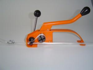 PP textilszalag feszítőgép